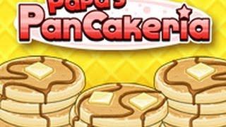 #1 Día| WALTHROUGH Papa's Pancakeria