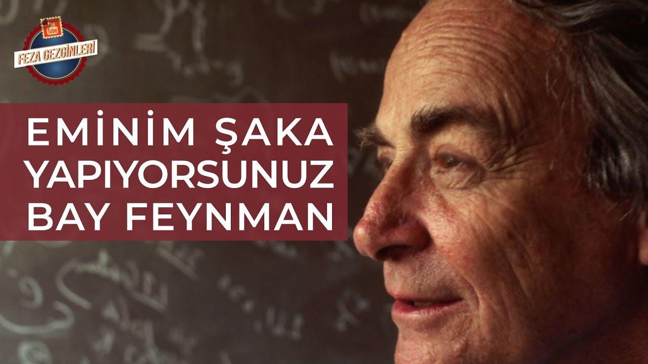 Eminim Şaka Yapıyorsunuz Bay Feynman | Kitap Tavsiyesi