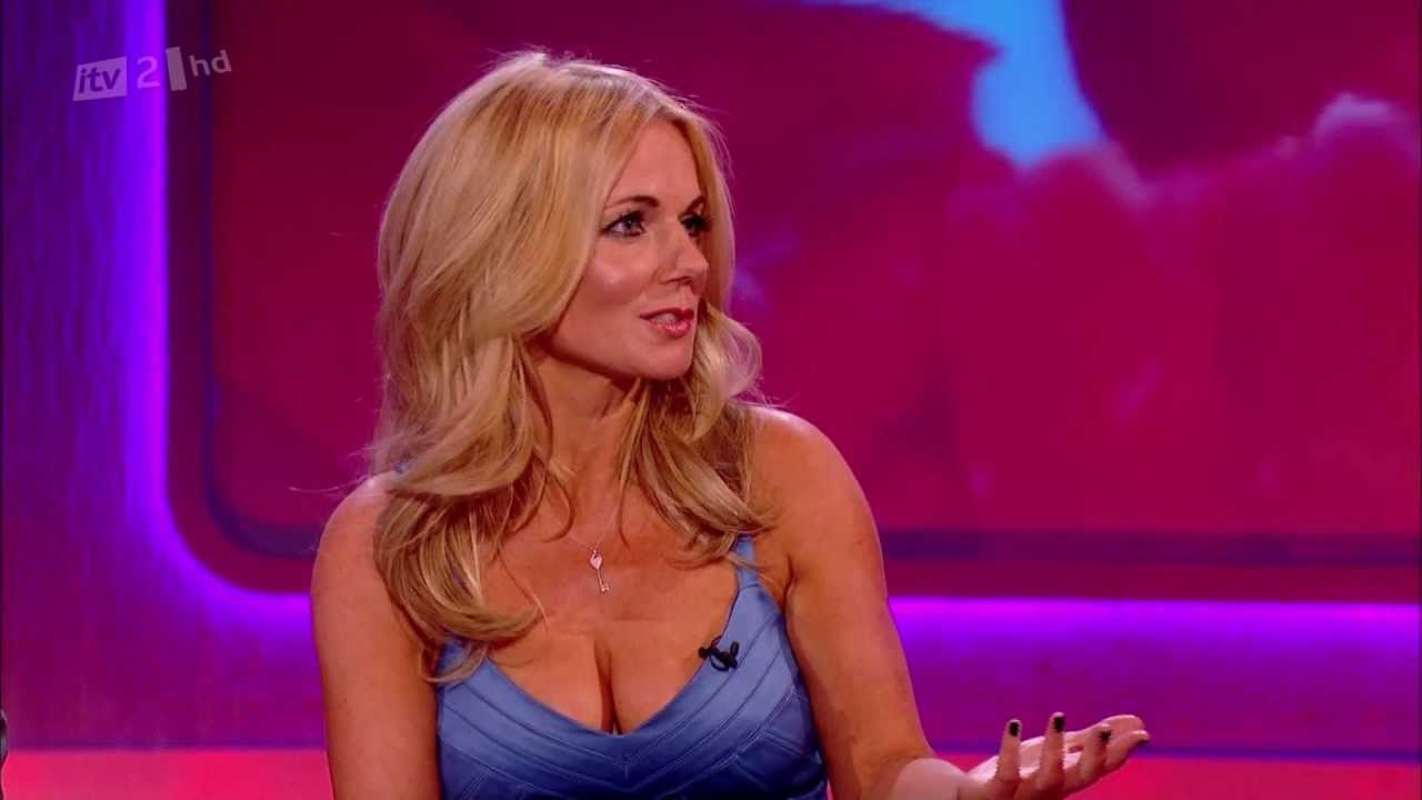 Geri Halliwell - Sexy Cleavage - 18-Jun-11 - Youtube-6798