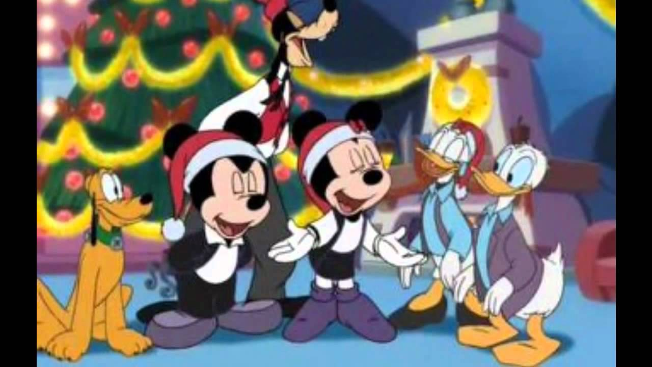 Disney Weihnachten - We Wish You A Merry Christmas - Donald & Co ...