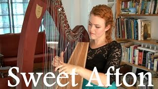 Flow Gently Sweet Afton - HARP arr. Ray Pool (Ballads by Burns #1)
