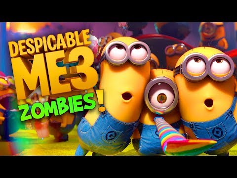 Zombies: Despicable Me 3 (Call of Duty Zombies Mod)