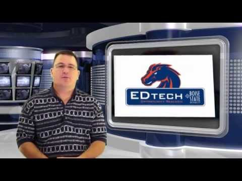 Masters of Education Technology Reflection Video 2014