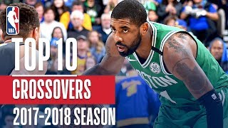 Top 10 Crossovers: 2018 NBA Season