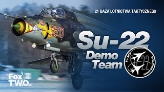 Air Action - Su-22 Demo Team - 21BLT - Polish Air Force (21AFB)