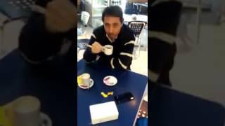 Video: Escracharon a Feinmann en Ushuaia