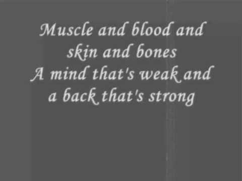 SIXTEEN TONS - Tennesse Ernie Ford w/ Lyrics