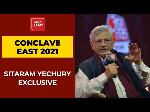 Sitaram Yechury Exclusive: Can Left Reclaim Its Bastion Of Bengal? | India Today Conclave East 2021
