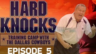 A 41-year-old Long Snapper is Recruited & First Cuts | '02 Cowboys Hard Knocks Ep. 5 | NFL Vault