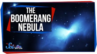 The Boomerang Nebula: The Coolest Place in Outer Space