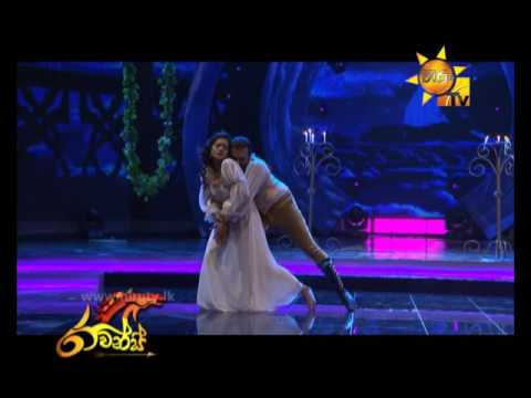 Hiru MegaStars Dancing Performance Ravans Team