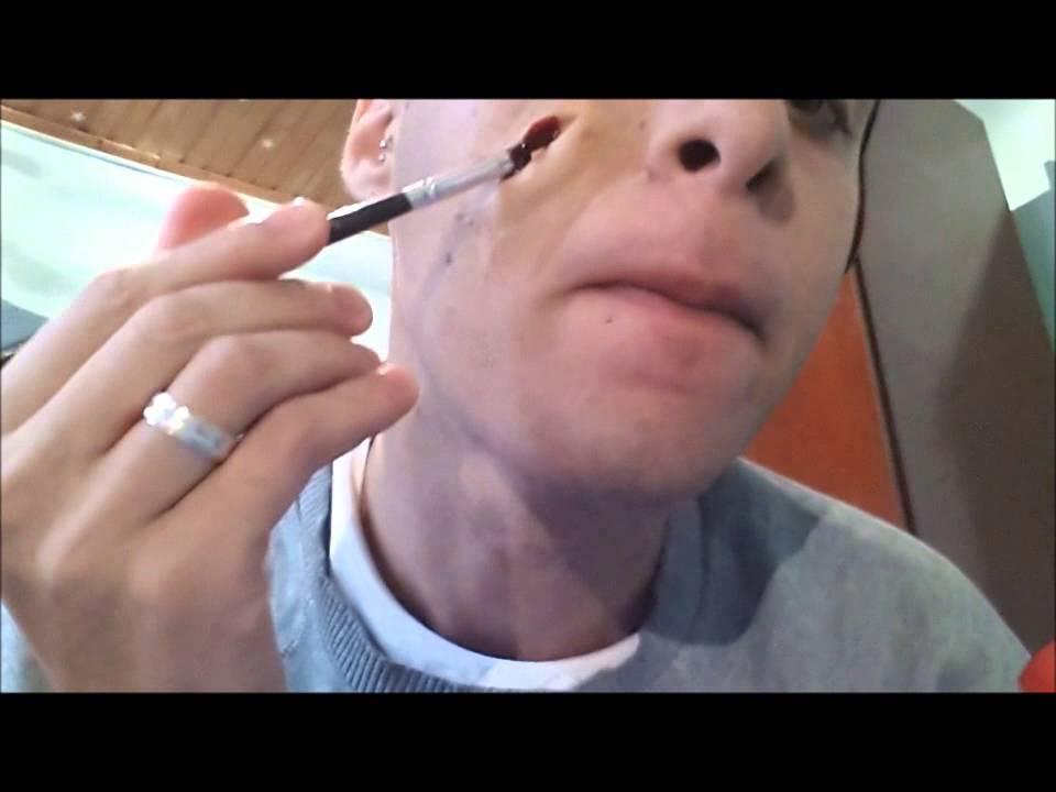 Aprenda Fazer Uma Makeup Simples Com Massa Slug Youtube