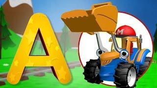 Учим буквы. Алфавит с Максом и Тёмой! Буква А. Развивающий мультик.