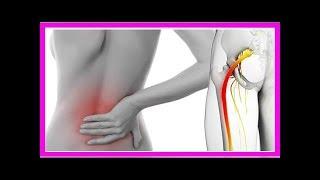 Les meilleurs traitements naturels contre la sciatique pour arrêter la douleur de la hanche, au bas