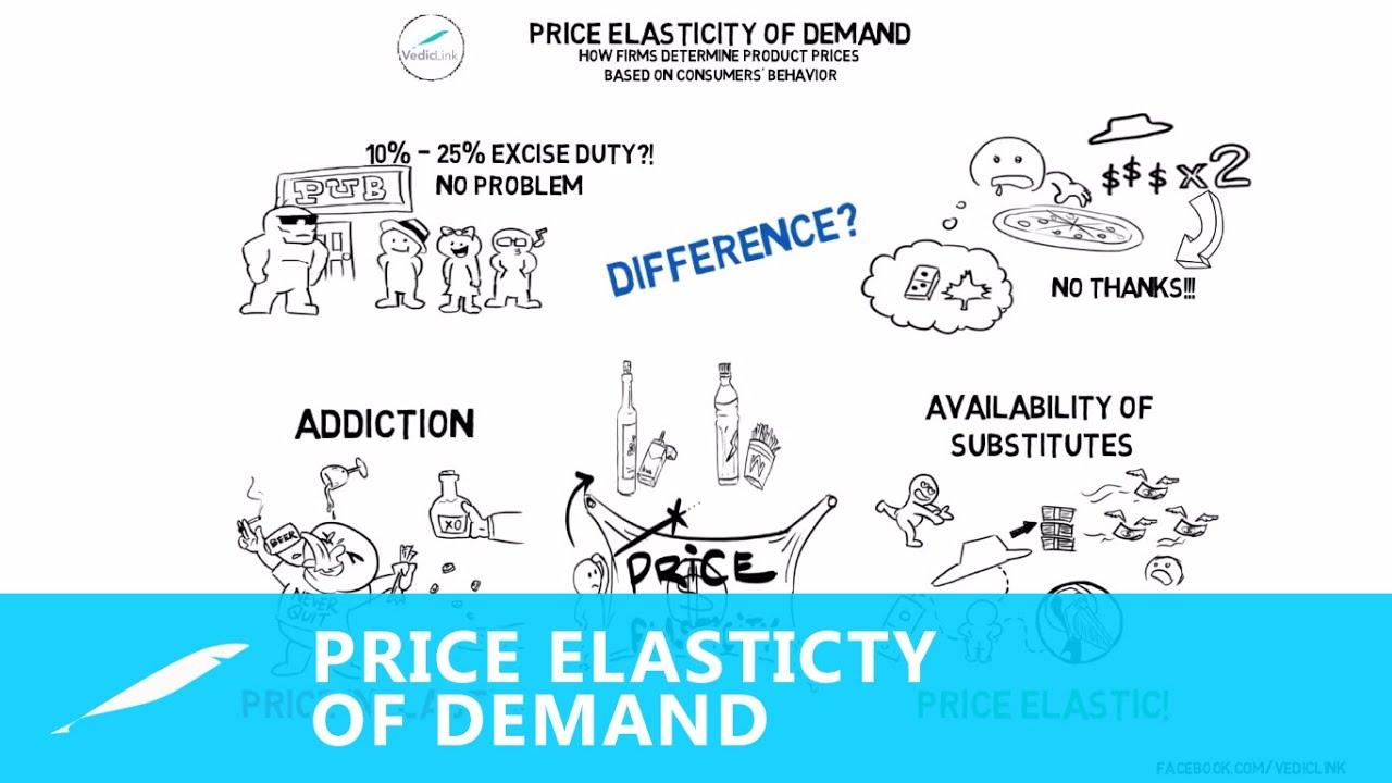 Economics Made Easy - Lesson 4: Price Elasticity of Demand - YouTube