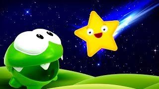 Приключения АмНяма— Игрушки для малышей— Амнямка будит звездочку— Игры для самых маленьких