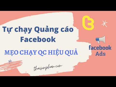 Mẹo Chạy Quảng Cáo Facebook Hiệu Quả, Tốn Ít Chi Phí - Thái Sơn Phạm