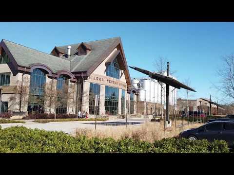 Asheville NC Sierra Nevada Brewing Co Tour