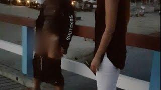 Download Video Kaunietis Palangoje to dar nebuvo matęs: užfiksuota sekso scena ant tilto MP3 3GP MP4