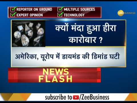 Gujarat diamond industry could lose many jobs