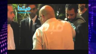 فيديو| بكاء ابن الفنان الراحل سامى العدل