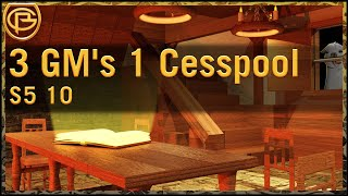 Drama Time - 3 GM's 1 Cesspool
