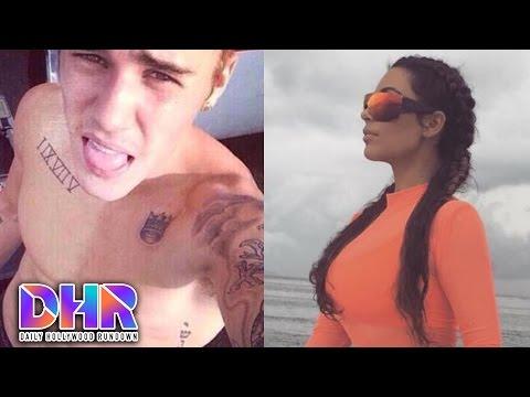 Justin Bieber Penis Nudes Leak? - Kim Kardashian Exposes Butt On Snapchat