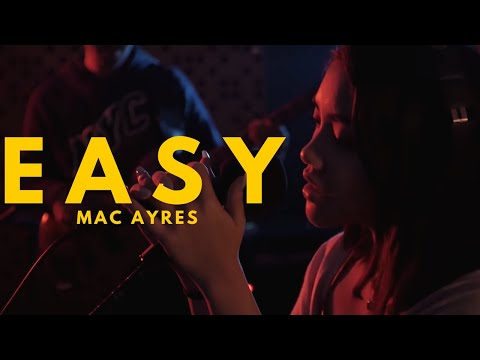 Mac Ayres - Easy (Cover by Baila)