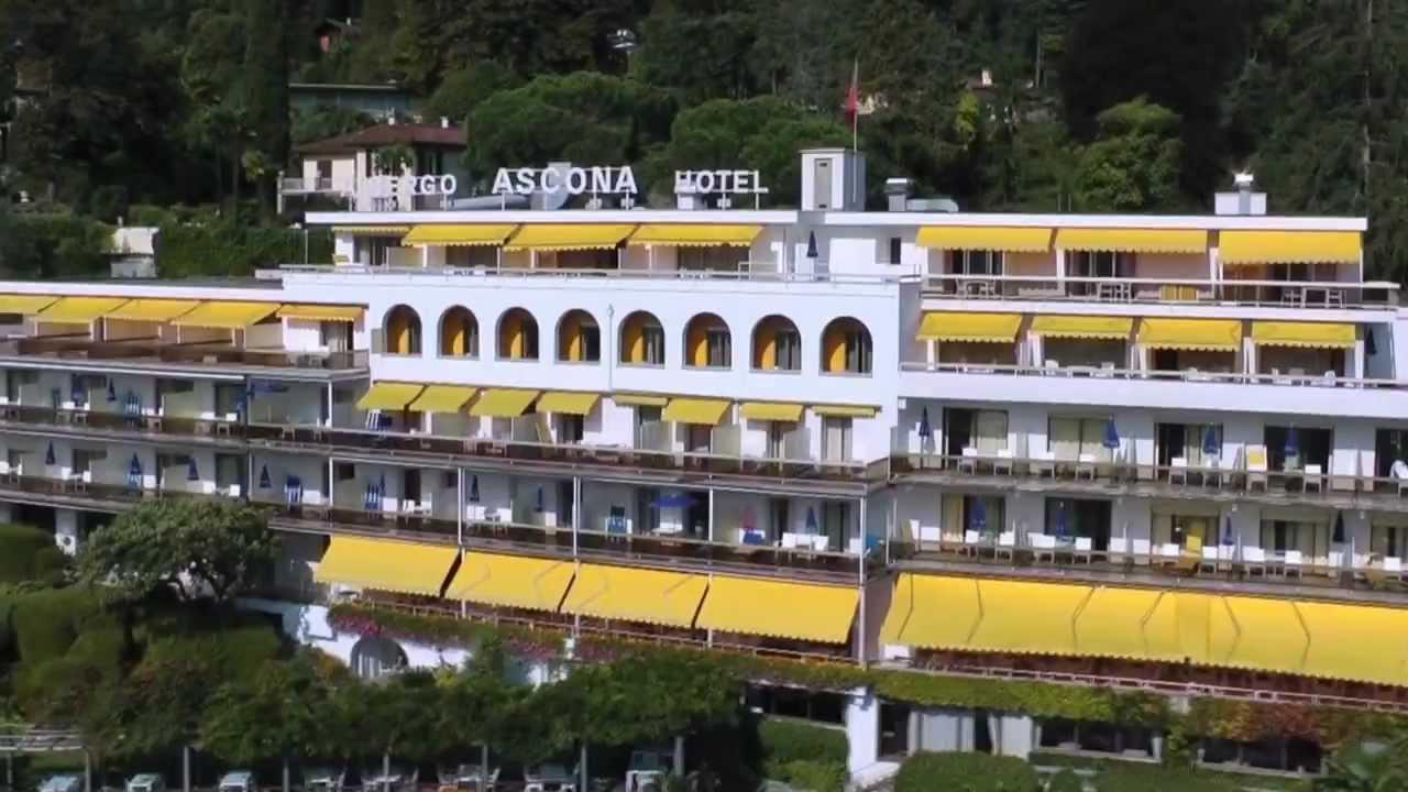 Hotel Ascona – Lago Maggiore - YouTube