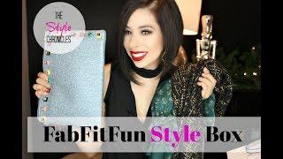 Try on Clothing Haul - FabFitFun STYLE Box