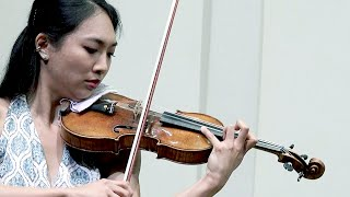 [NYCP] Saint-Saëns - Introduction and Rondo Capriccioso (Nancy Zhou, violin)