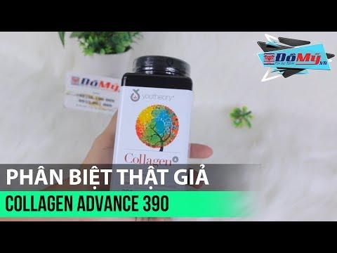 Review - Phân Biệt Hàng Thật - Giả Collagen Advance Formula 390 Viên - Đồ Mỹ .vn  - Domy.vn