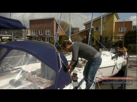 Bavaria 36 instructievideo - Adelante Jachtverhuur