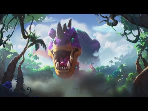 The Story of Un'Goro Crater [Hearthstone Lore]