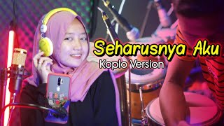 Download Seharusnya Aku || Coba Kau Ingat-Ingat Kembali || Voc.Dewi Ayunda Koplo Version full Gleerr