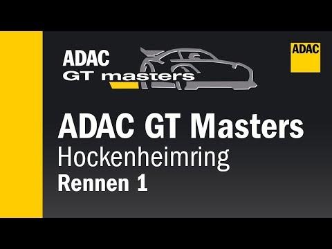 ADAC GT Masters Race 1 Hockenheimring 2018 ENGLISH Re-Live