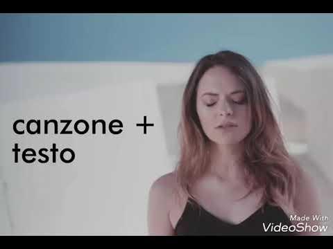 Francesca Michilein - Io non abito al mare - Testo/Lyric