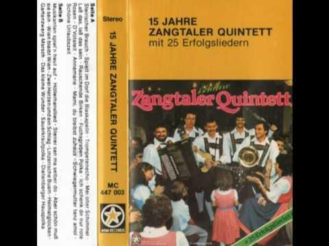 Zangtaler Quintett - Steirischer Brauch Medley (1982)