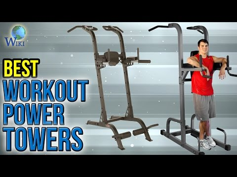 10 Best Workout Power Towers 2017 - YouTube
