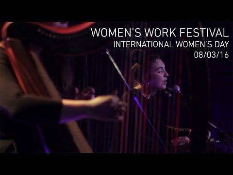 Песня work в исполнении женщины