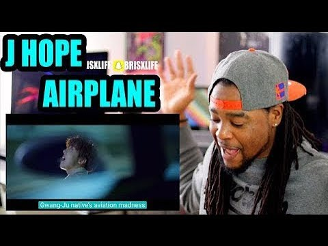 J HOPE | AIRPLANE MV | RE-UPLOAD FROM 2ND CHANNEL | REACTION!!!