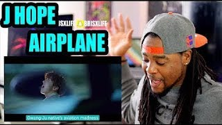 Download J HOPE | AIRPLANE MV | RE-UPLOAD FROM 2ND CHANNEL | REACTION!!!