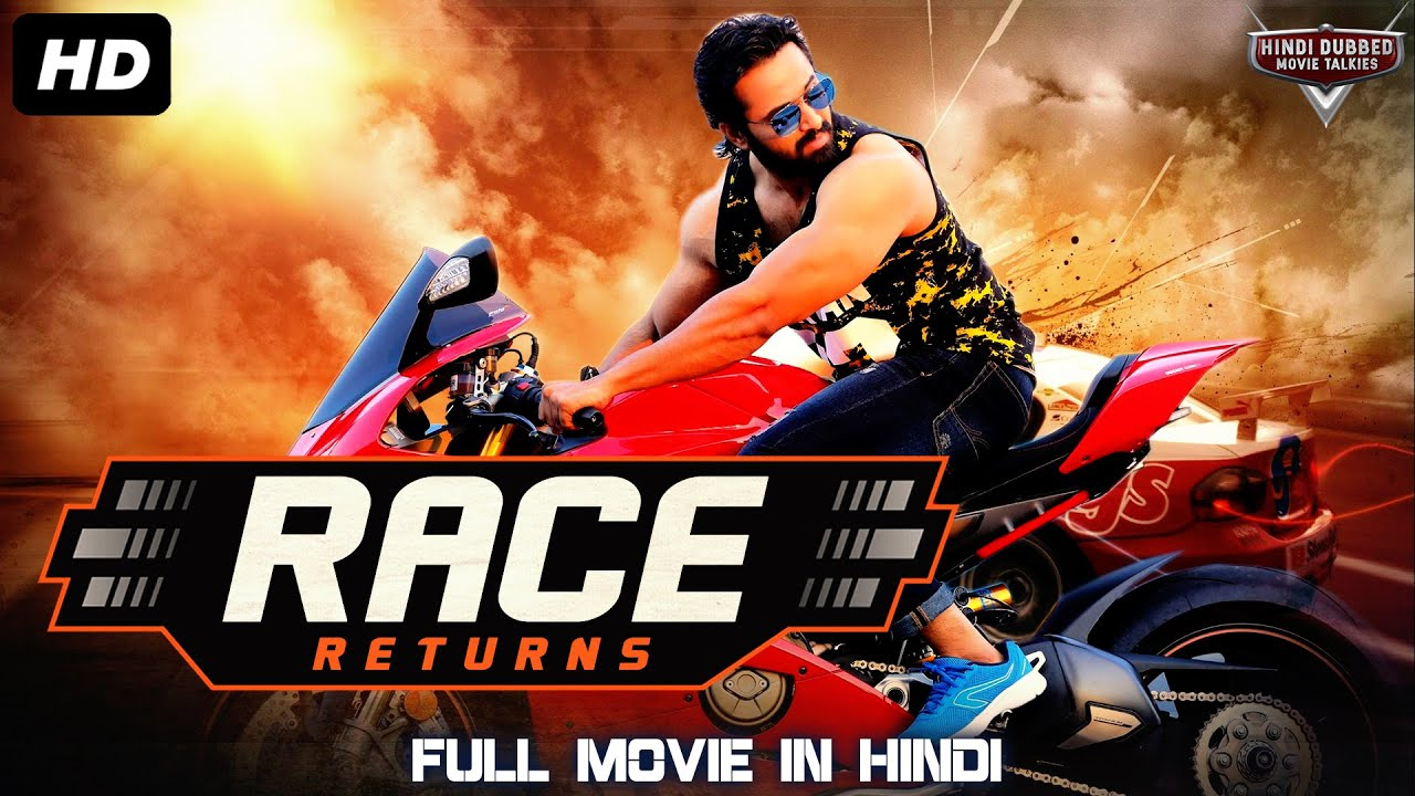 RACE 2020 - Blockbuster Full Action Hindi Dubbed Movie | Unni Mukundan Movies In Hindi Dubbed