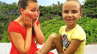The Boo Boo Story from Elina and Mama