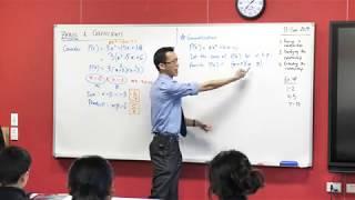 Zeroes & Coefficients (2 of 5: Generalising the result)