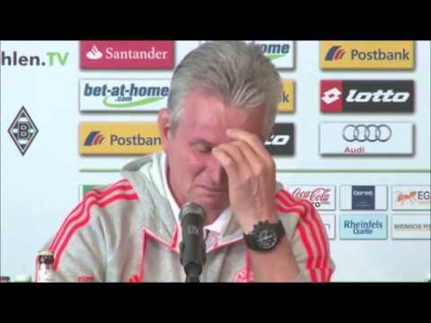 Tränenreicher Abschied: Jupp Heynckes sagt Danke nach letztem Spiel