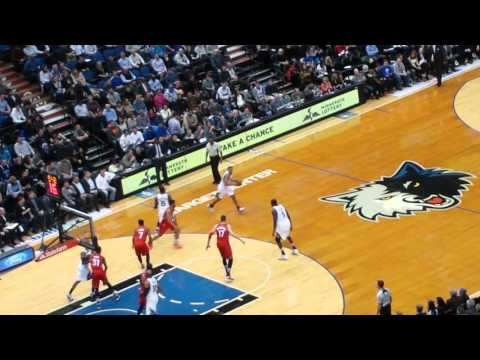 Toronto Raptors at Minnesota Timberwolves | 2/10/16 | Target Center, Minneapolis, MN