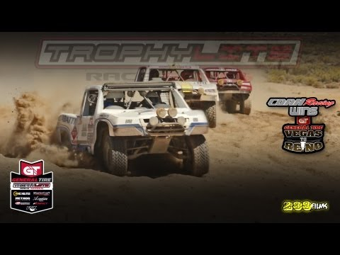 2013 Best in the Desert General Tire Vegas To Reno TrophyLite Highlights