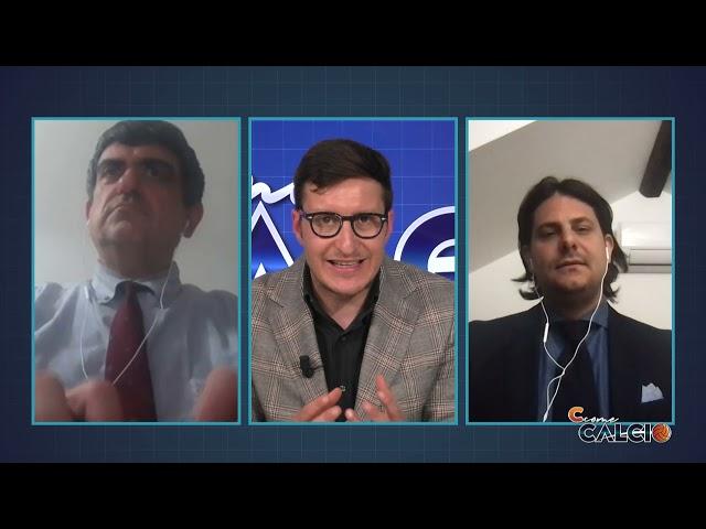 C COME CALCIO LA SETTIMANA 28-04-2021 NICOLO' CAVALLO