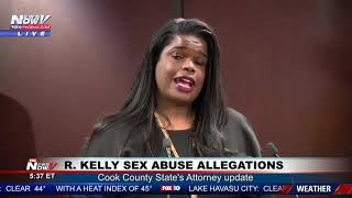 R. KELLY INVESTIGATION: Criminal Investigation Into Sex Abuse Allegations